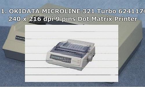Top 10 best Dot Matrix Computer Printers