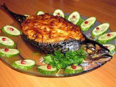 Скумбрия запеченная в духовке со сливками: вкусный рецепт пошагового приготовления в фотографиях