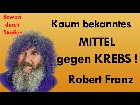 Gesund abnehmen - 5 Mittel die Robert Franz empfiehlt - YouTube