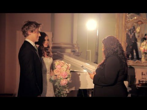 ▶ Becoming Mr and Mrs Fletcher... - YouTube