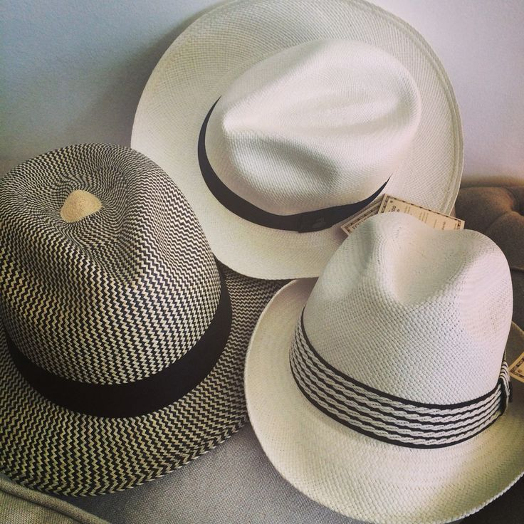 Panama Hats in store now... #panama #hat #white #black #travel #wanderlust #fashion #man #woman #summer #beach #sun #love #heaven #dream #wear #tan #style #trend #instagood www.charliemac.com.au