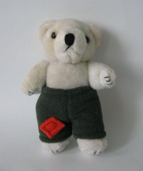 Ubranko dla misia spodnie w nutka_art na DaWanda.com