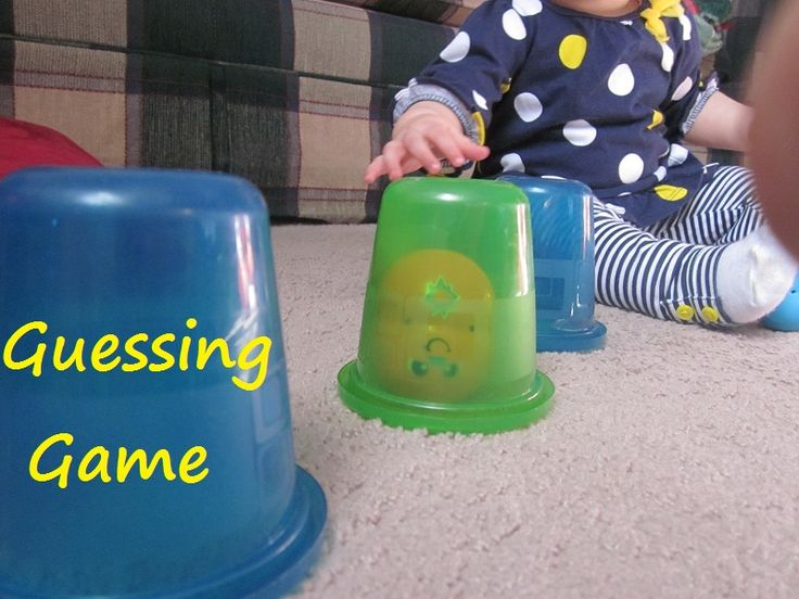 Playing to Learn: Guessing Game. Fine motor skills and problem solving for…