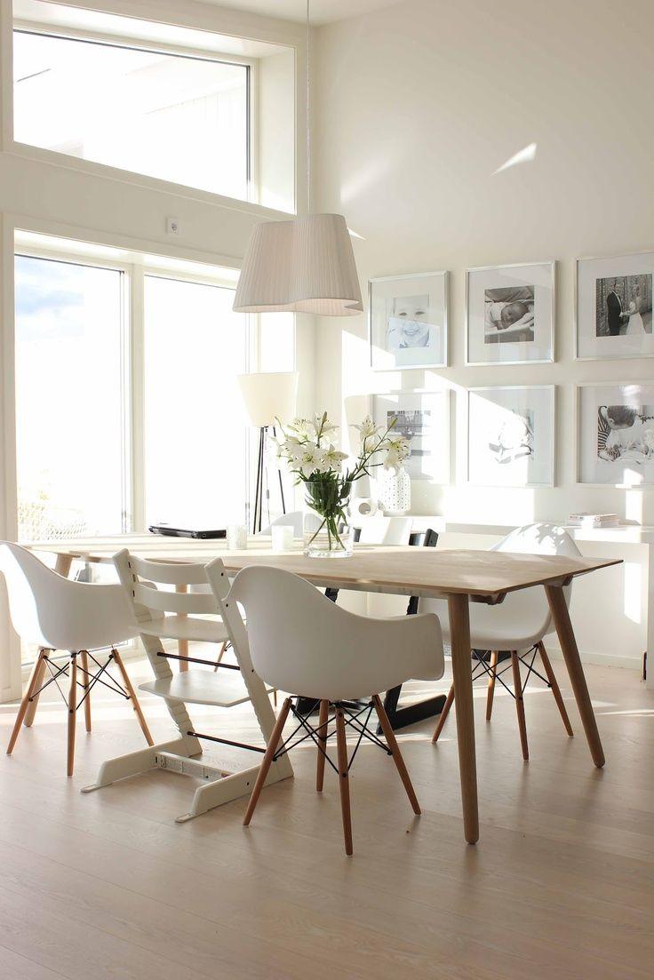 """Esstisch Eames Style ~ Über 1000 Ideen zu """"Eames Stühle auf Pinterest  Eames, Eames Lounge Stühle"""