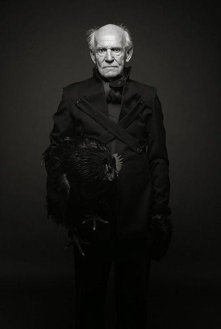 La fotografía editorial de Yves Borgwardt