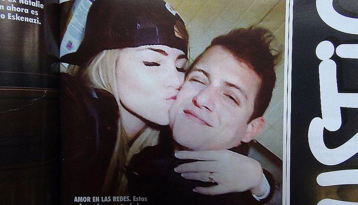 Gino Pesaressi ahora sale con Marina Vértiz, la hermana de Natalie #trome