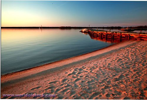 Lake Winnipeg, Manitoba Canada