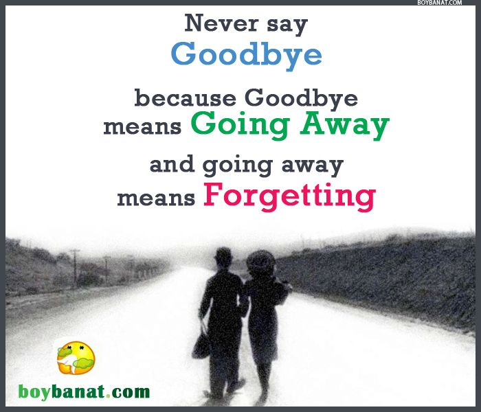 goodbye quotes | Funny Goodbye Quotes for Friends