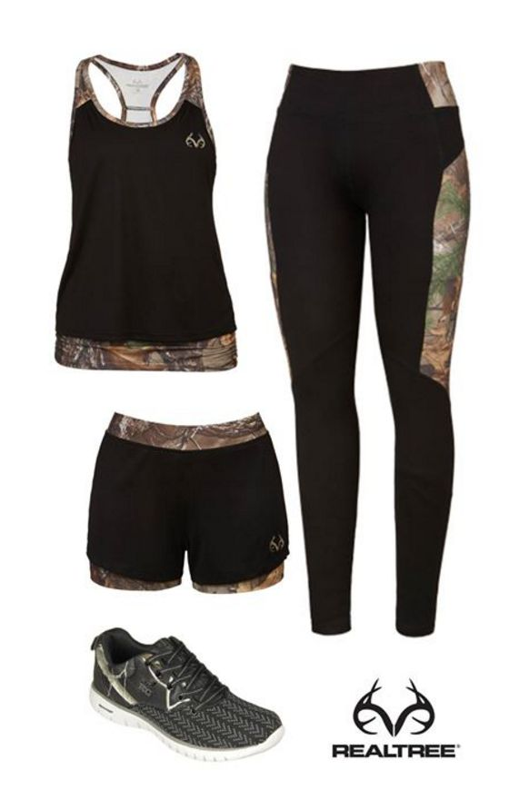 Pinterest☀ midwestequine Realtree Xtra Camo Activewear