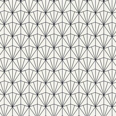 Walls Republic R439 Modern Geometric Fan Wallpaper