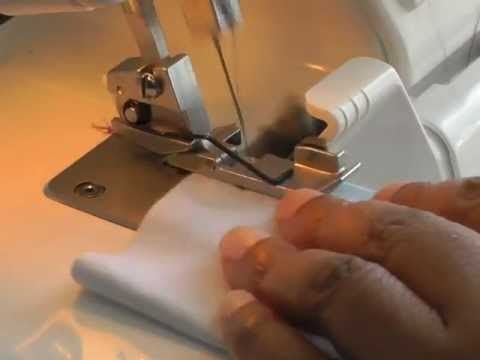 ▶ Sergers - The Differential Feed - again a good tutorial by FashionSewingBlogTV on YouTube