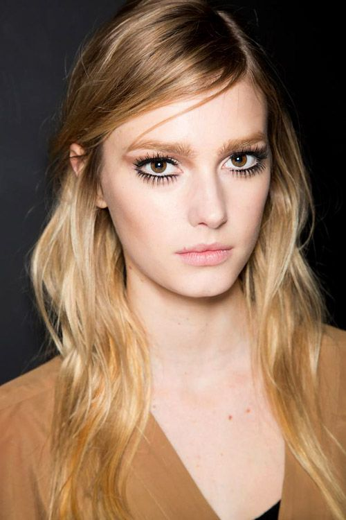 Makeup trends for Fall-Winter 2014/2015 Lashes