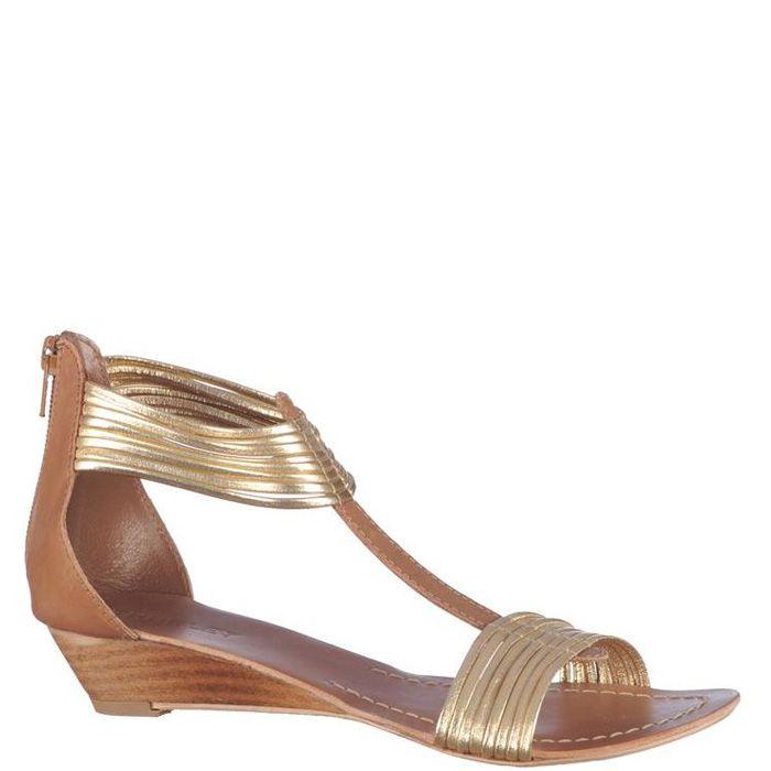 Sandale cu platforma,de dama marca Thurley Fete: piele naturala Interior: piele naturala Talpa: sintetic Platforma: 1,5 cm