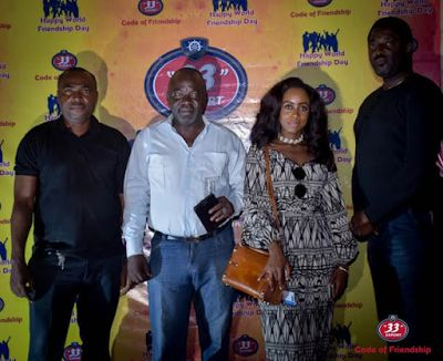 """First Photos: """"33"""" Export Lager Beer celebrates world friendship day with friends across Nigeria - http://www.thelivefeeds.com/first-photos-33-export-lager-beer-celebrates-world-friendship-day-with-friends-across-nigeria/"""