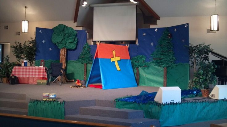 Camp Vbs My Creations Vacation Bible School 2017