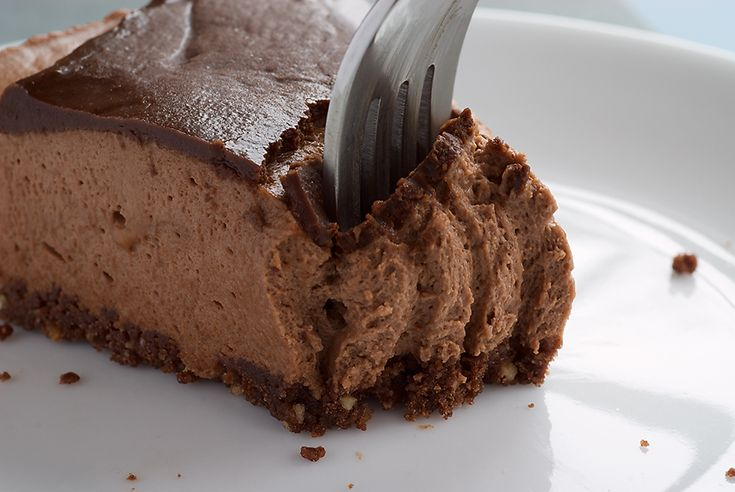 ... on Pinterest | Chocolate cakes, Strawberry mousse and French silk pie