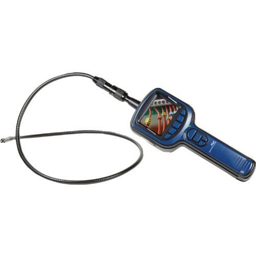"""Whistler WIC-1750 2.7-Inch Wireless Inspection Camera. 2.7"""" Color LCD Monitor. Full Video & Image Recording Capabilities. 9mm Water, Gas, Diesel & Oil Proof. Image Rotation. Zoom Capability."""