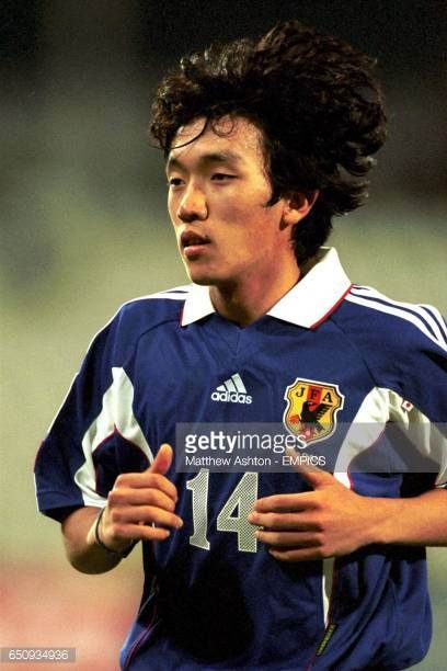 Shunsuke Nakamura Japan