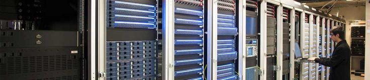 Blue Data Center #Teleco #DataCenter #Technology