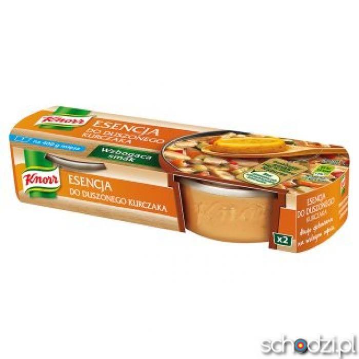 Knorr Esencja do duszonego kurczaka 56 g (2 szt.) - Schodzi.pl
