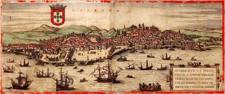 Lisbon - Lisbonne - Lisboa 1572 - Caravel - Wikipedia