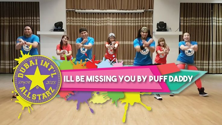 I'll Be missing you | Puff Daddy | Zumba® | Penzky & Mark - YouTube