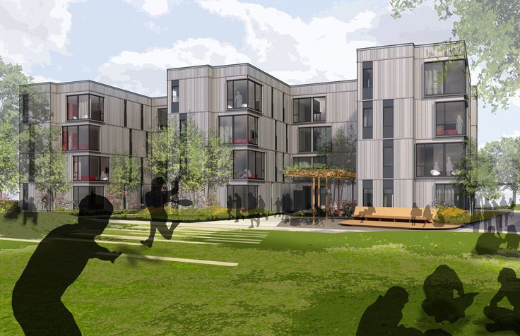 Dickinson College | Residence Hall | Deborah Burke Partners