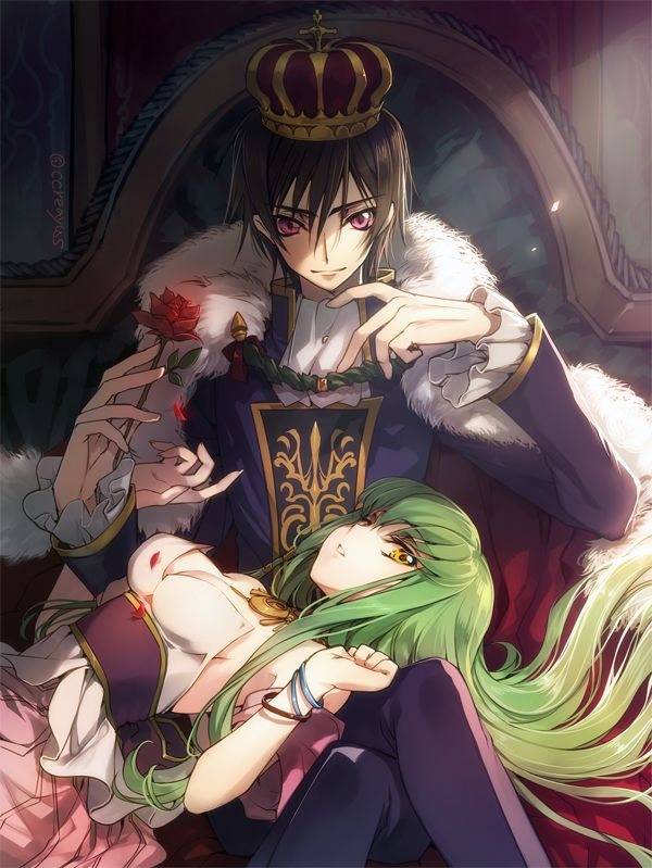 Image result for Code Geass pinterest