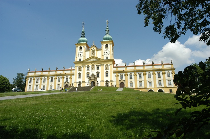 Svatý Kopeček, Olomouc