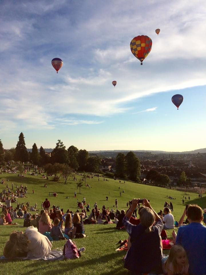 The Bristol Balloon Fiesta with kids - an insiders guide