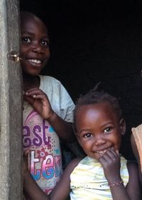 Keep 56 Girls in School by Providing a Year's Worth of Sanitary Supplies. Please click and share.