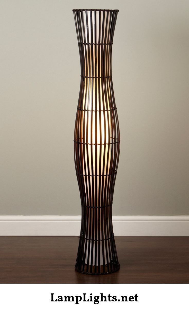The Use Of Floor Lamps Is The Perfect Example Of Using A System To Create Different Moods And Artistic I Wicker Floor Lamp Modern Floor Lamps Short Floor Lamps