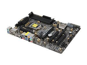 ASRock Z77 Extreme4. A good motherboard that allows for overclocking and crossfire should I choose to do it later.