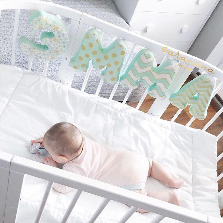 мягкие буквы подушки декор флажки своими руками детская комната декор постер из ткани ткань хлопок идея garanina гаранина лида