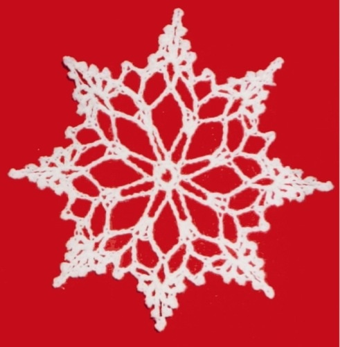 926 Best Snowflakes Images On Pinterest Crochet Snowflakes