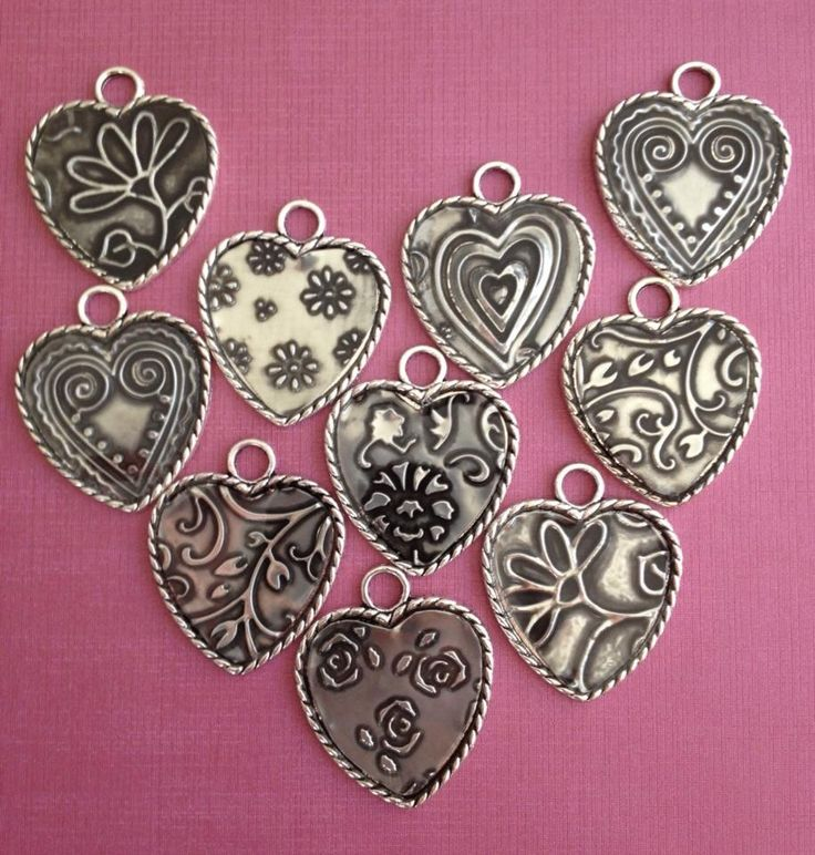 Pewter embossed pendants - Made @ The Pewter Room by Lee www.thepewterroom.co.za