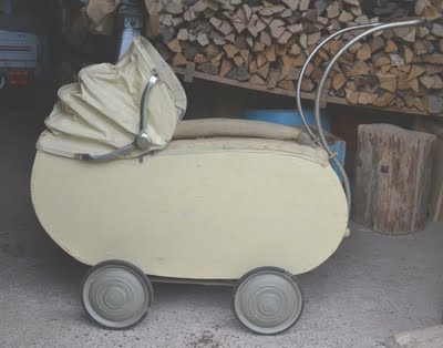 Vanhat lastenvaunut
