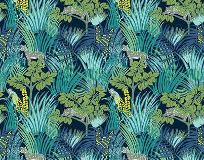 pierre frey wallpaper kipling