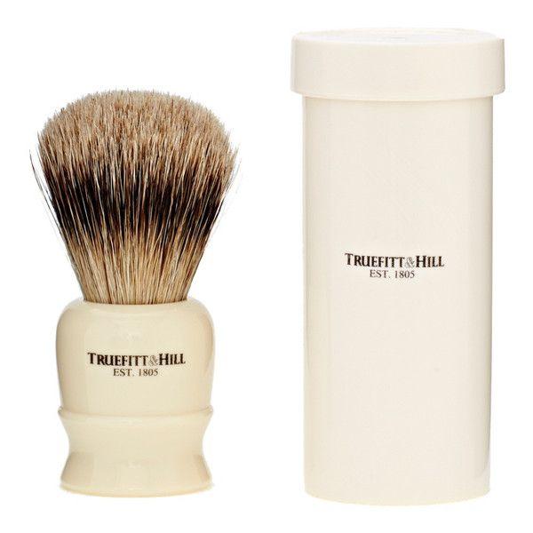 Tube Traveller Shaving Brush