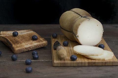 kapnisto metsovone - el queso griego ahumadao