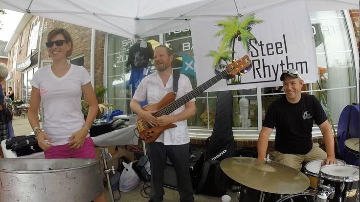 Nani Wine - Reggae Soca Calypso Live Music   -Steel Rhythm Band