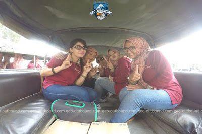 OUTBOUND BANDUNG GEO ADVENTURE INDONESIA: Gathering outbound Puskesmas Danau Indah Cikarang ...