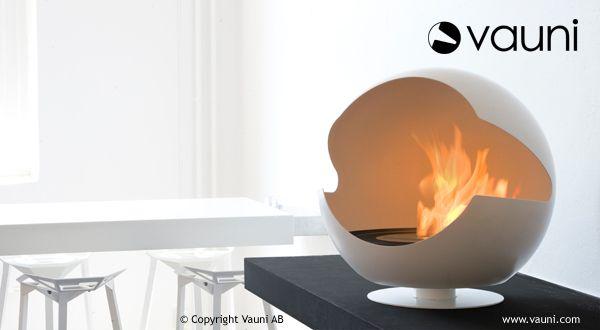 Vauni fireplace
