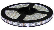 Cool White LED Tape Light - 12V & 16 FT Tape Light Kit - High Output SMD5050-60W- Waterproof
