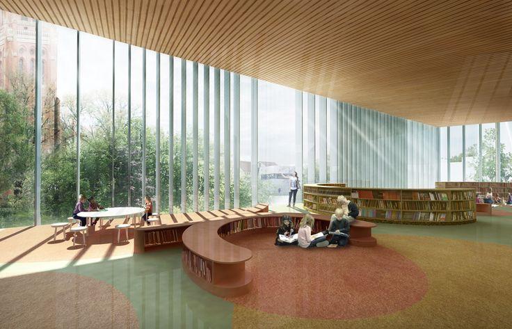 Nuova Biblioteca Comunale. Heidenheim