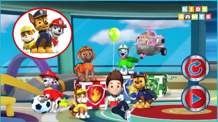 Nickelodeon Games to play online 2017 ♫Paw Patrol Search Misson 2017 ♫ Kids Games