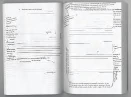 Nick Thurston, READING THE REMOVE OF LITERATURE (2006), page spread.