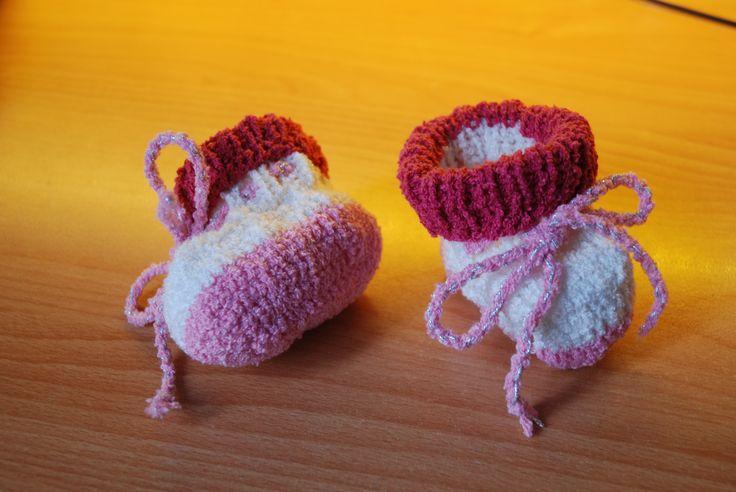 Bačkůrky pro miminko.