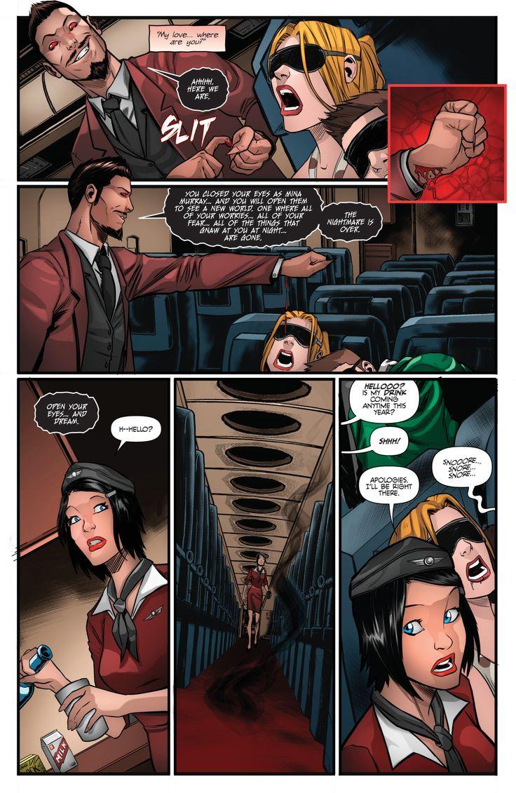 Grimm Fairy Tales presents Van Helsing vs. Dracula Issue #4 - Read Grimm Fairy Tales presents Van Helsing vs. Dracula Issue #4 comic online in high quality