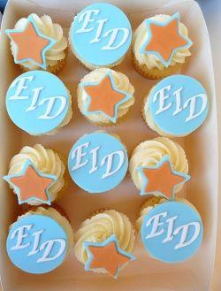 Eid Cupcake